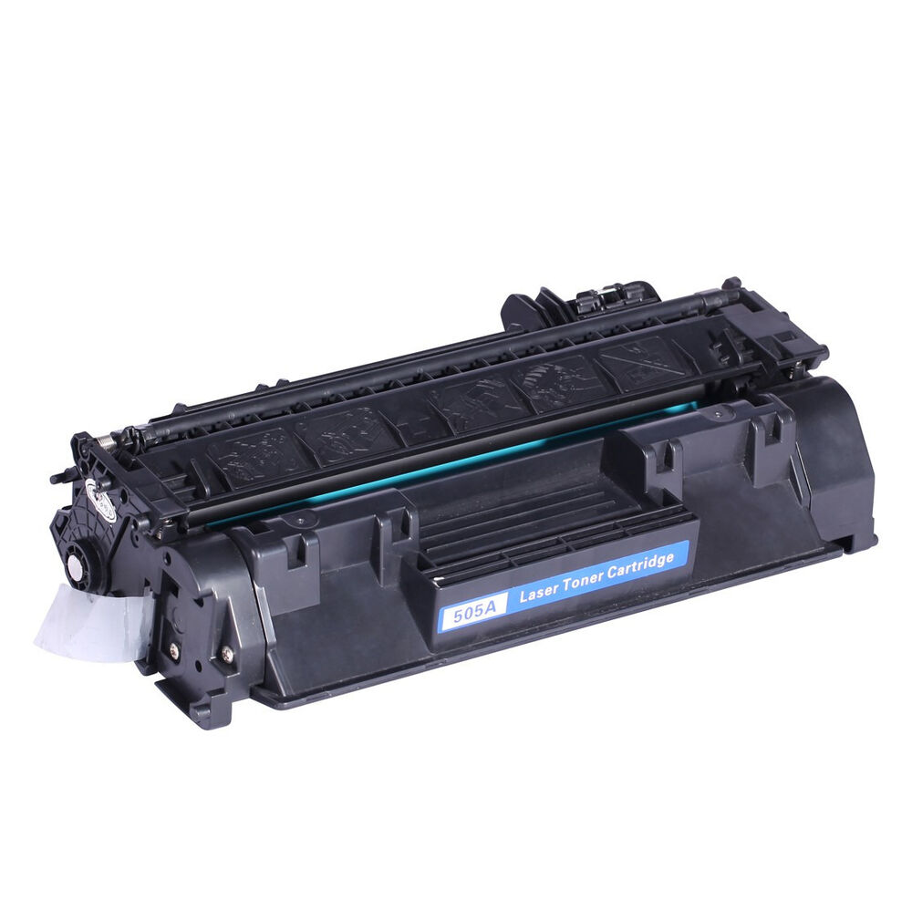 1 PK CE505A 05A Laser Toner Cartridge Compatible For HP