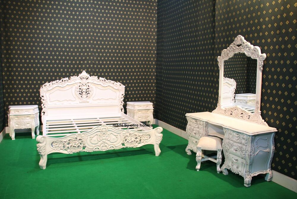 Baroque Bed Frame BESPOKE French ...