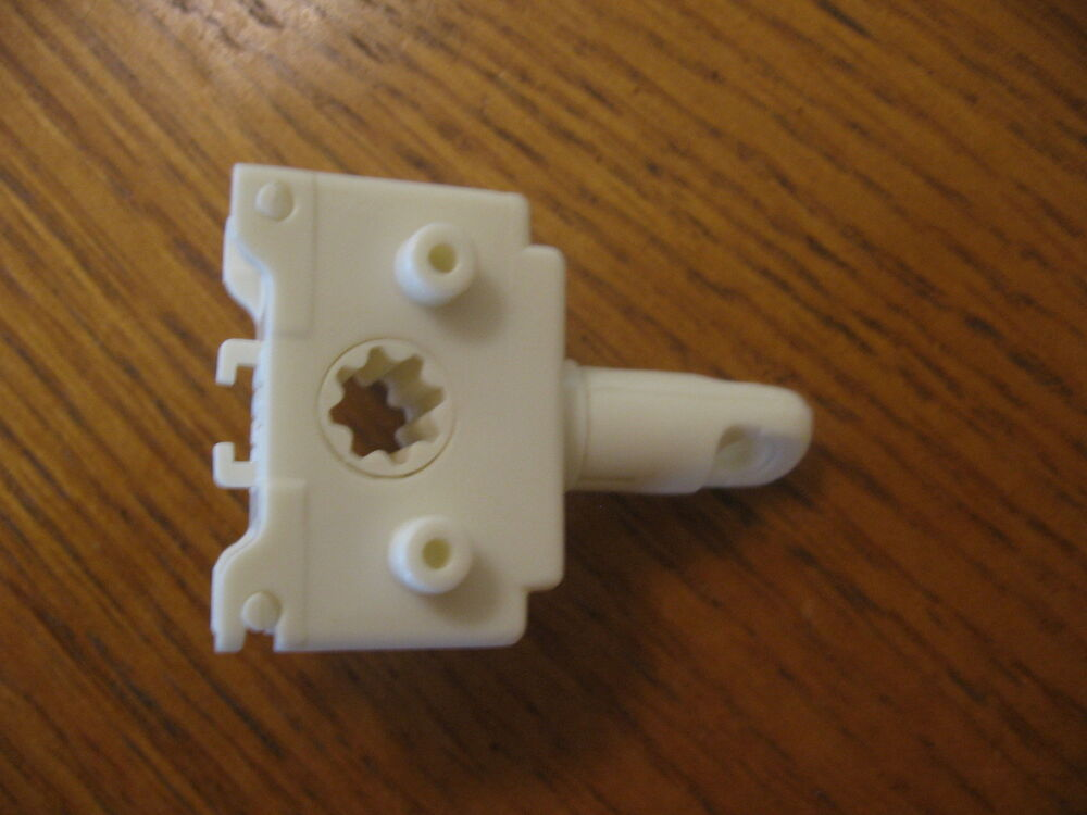 New Vertical Blind Wand Control Part White Gear Master