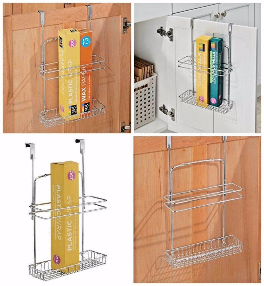 bathroom cabinet door organizer sink organizers storage solutions kitchen 11026
