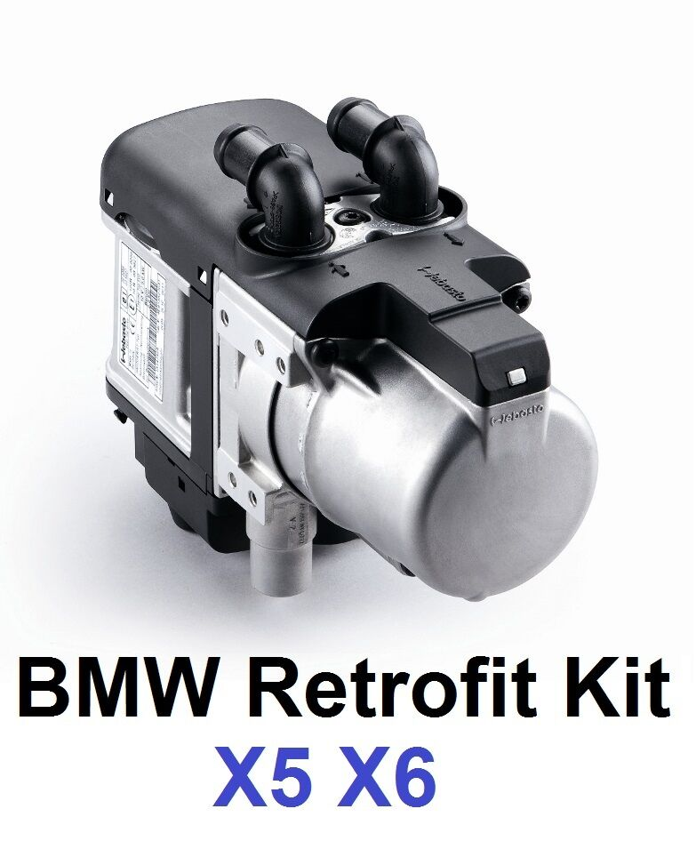 retrofit kit webasto bmw x5 x6 e70 e71 benzin 5kw ebay. Black Bedroom Furniture Sets. Home Design Ideas