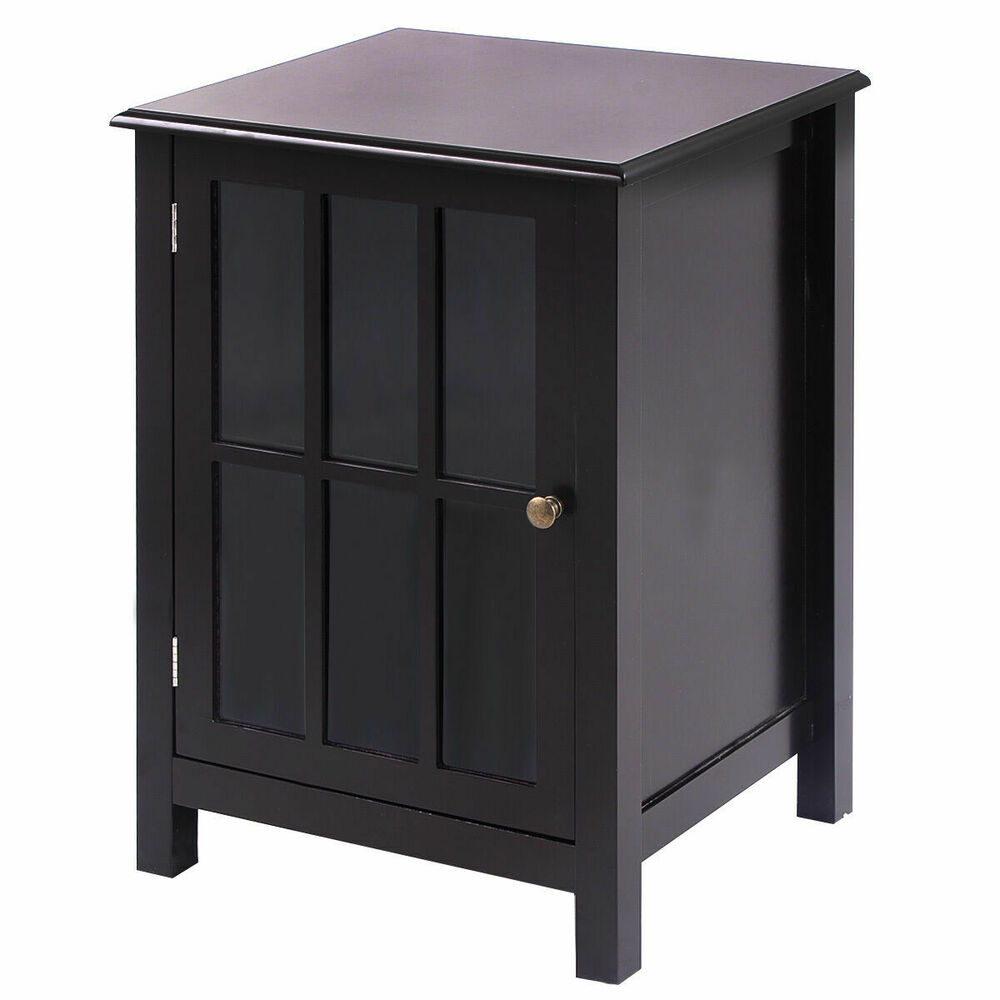 New one door accent cabinet storage cabinet 2 shelf for 1 door cabinet