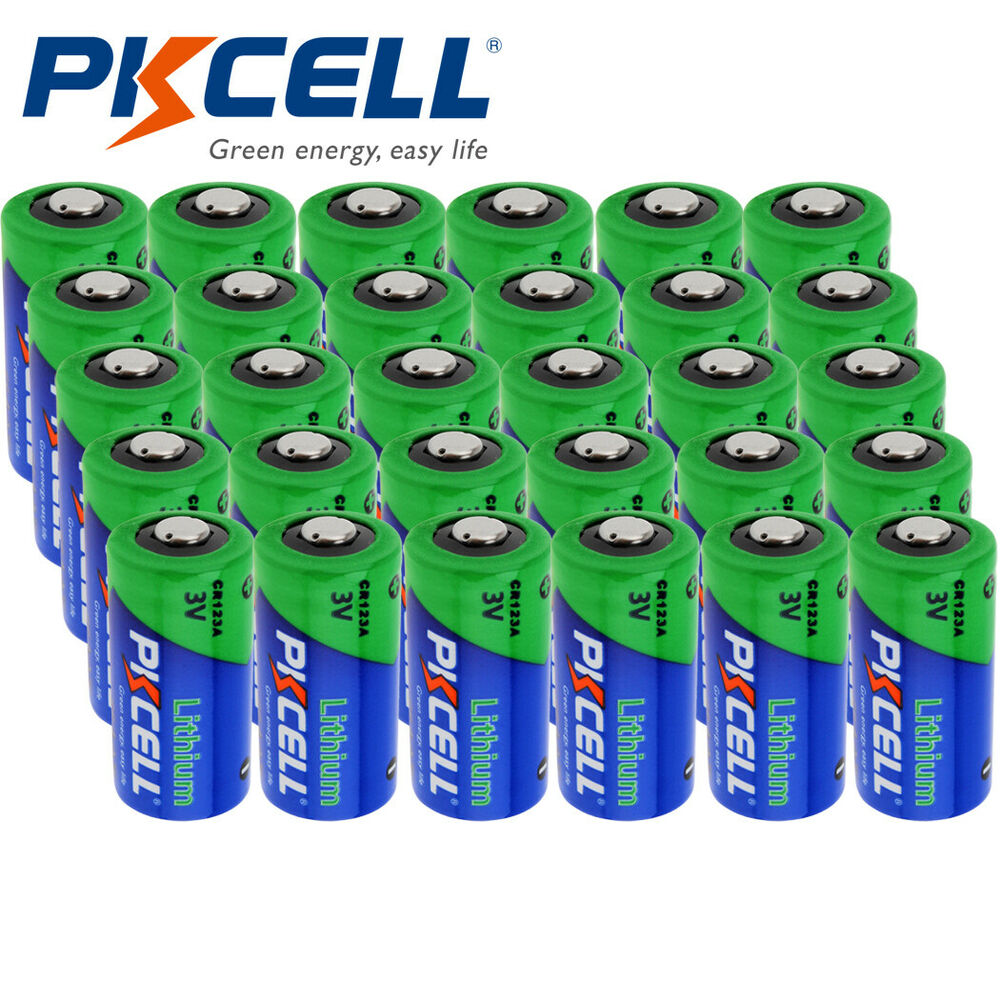 pack of 12 pkcell 123a cr123a cr17345pl123a 3v camera photo lithium batteries ebay. Black Bedroom Furniture Sets. Home Design Ideas