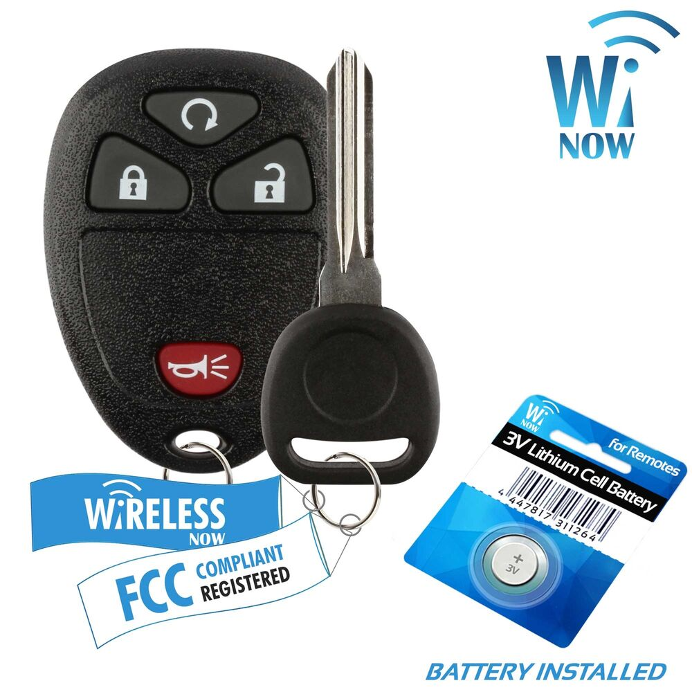 S L on Remote Start Replacement Remotes
