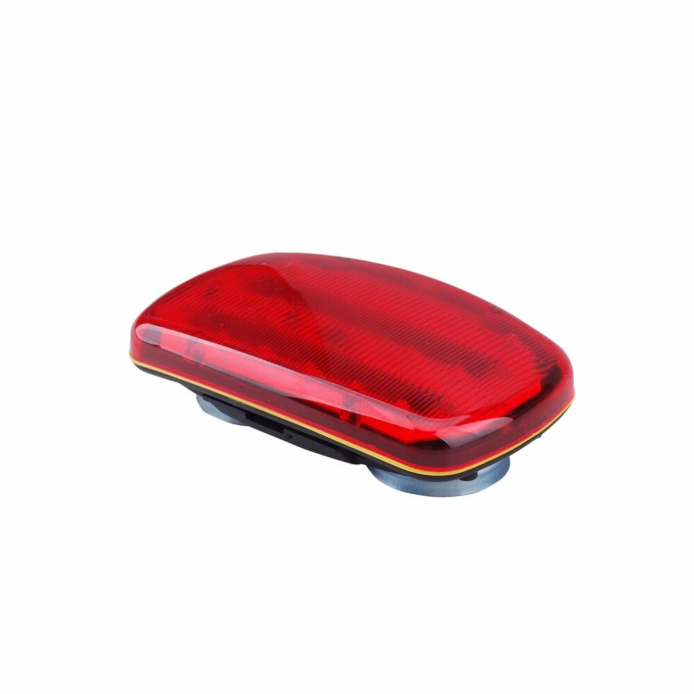 Max Load Magnetic Red 18 LED Flashing or Steady lights LED ...