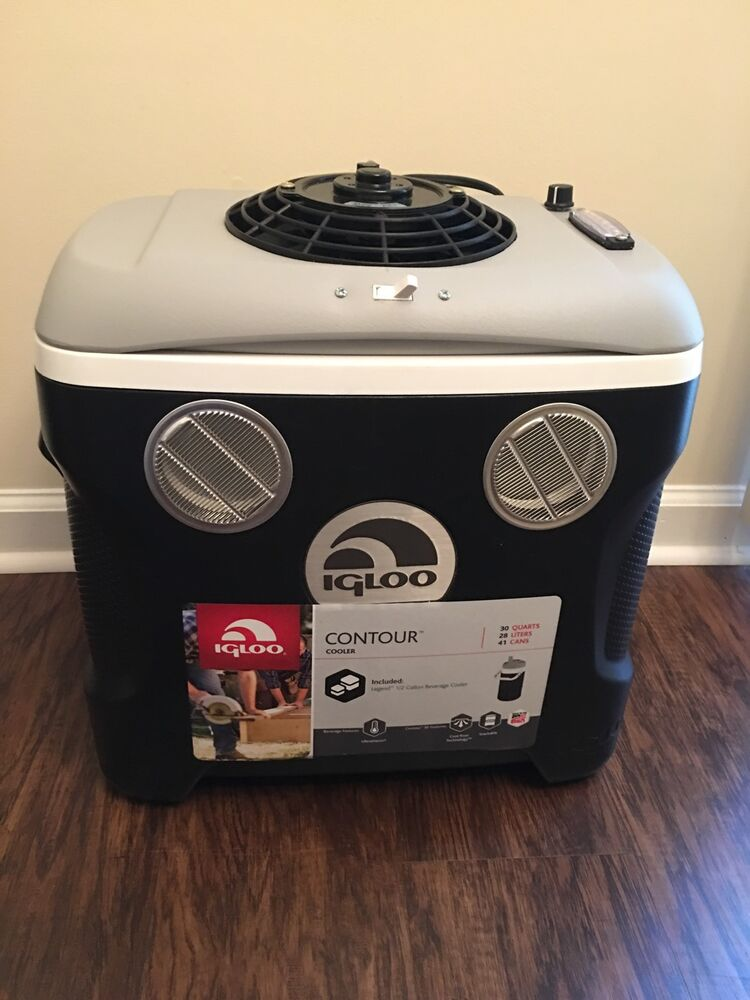 12v igloo contour portable car air conditioner pro free shipping this is hot ebay. Black Bedroom Furniture Sets. Home Design Ideas