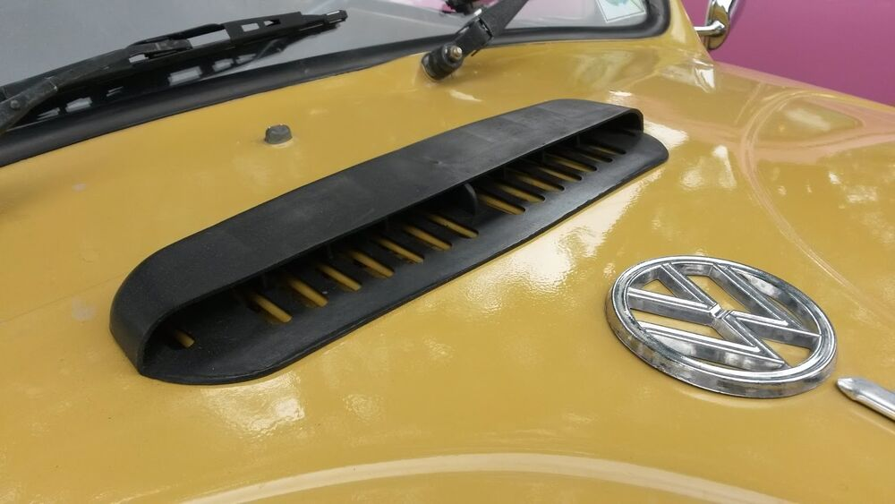 Vw Beetle Air Intake Grill Front Vent Inlet Scoop