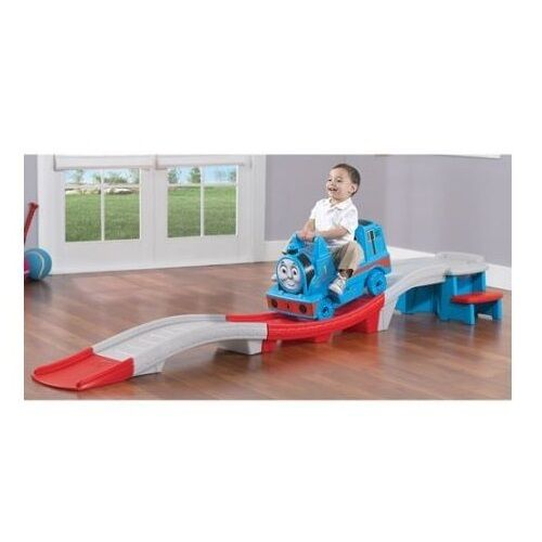 Toys For Toddler Boys 2 : Kids ride on toys thomas the train step roller coaster
