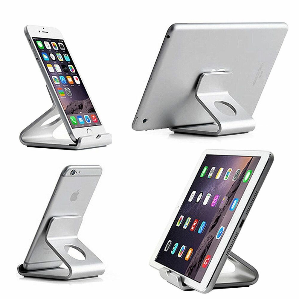iphone desk stand universal aluminum stand cradle mount holder for iphone 11799
