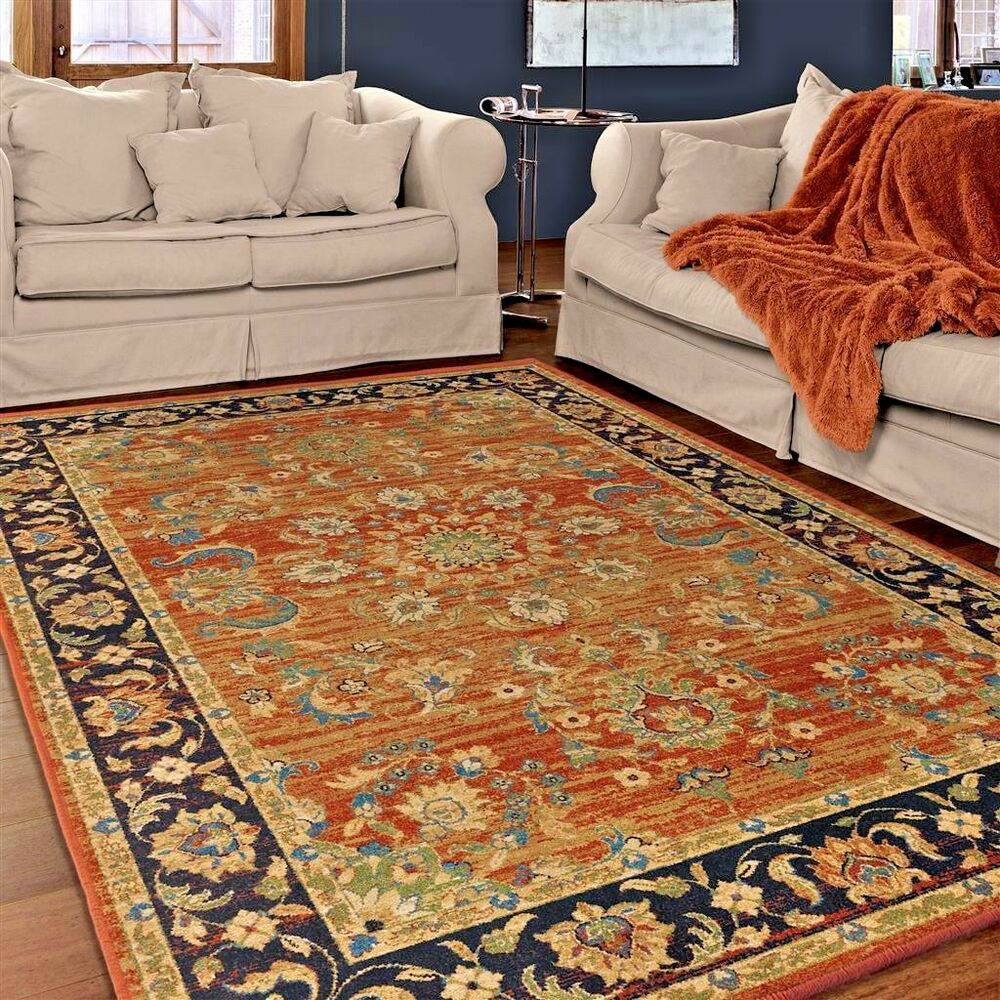 Living Room Persian Rug: RUGS AREA RUGS 8x10 AREA RUG CARPET ORIENTAL RUGS PERSIAN