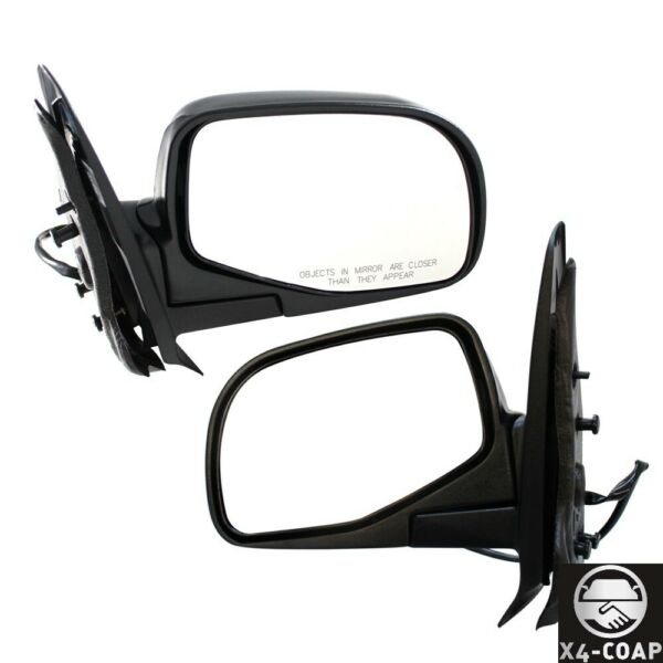 For Ford Explorer Sport Trac Driver and Passenger Pair Set DOOR MIRROR New