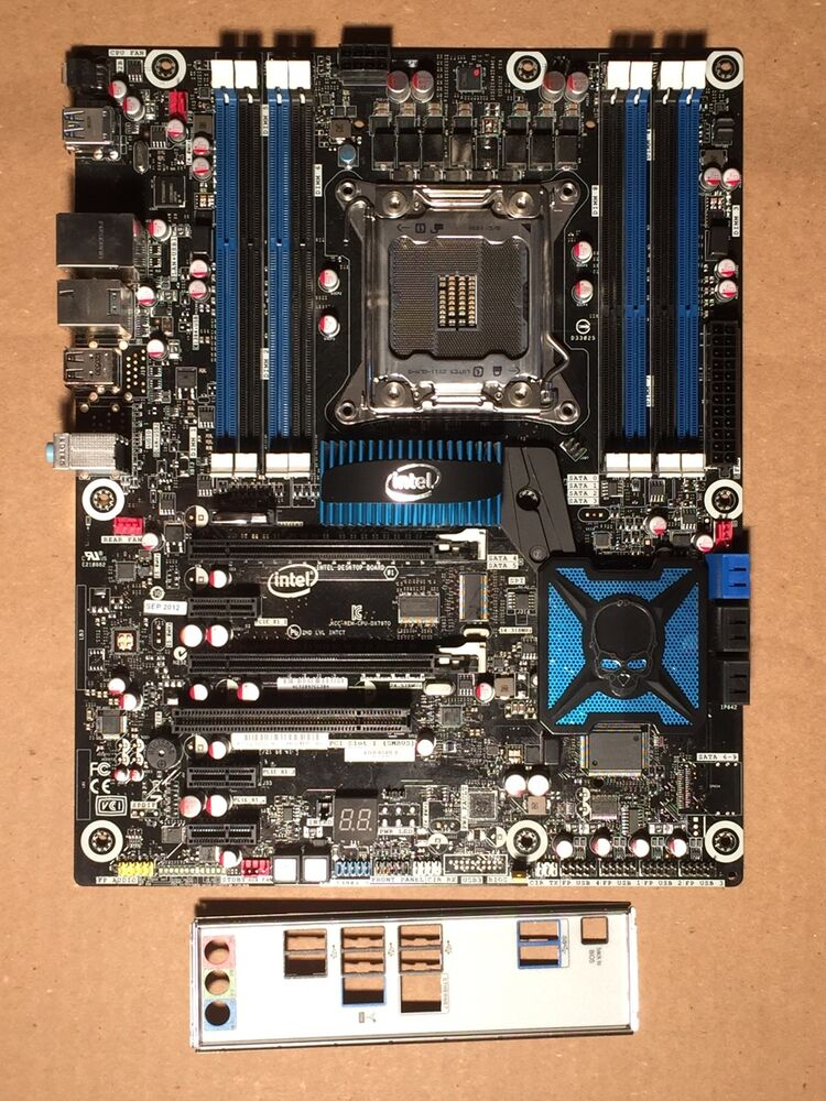Intel DX79TO Extreme Series, LGA 2011 / X79 (BLKDX79TO) Motherboard 675901110655 | eBay