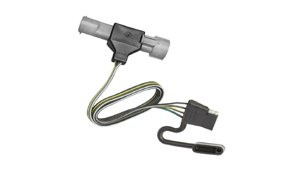 t one 4 way t connector trailer hitch wiring for ford f. Black Bedroom Furniture Sets. Home Design Ideas