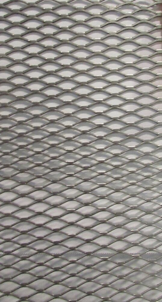 Quot ga stainless steel flattened expanded metal