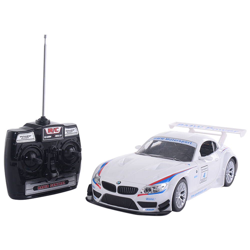 1 14 Scale Bmw Z4 Gt3 Licensed Electric Radio Remote