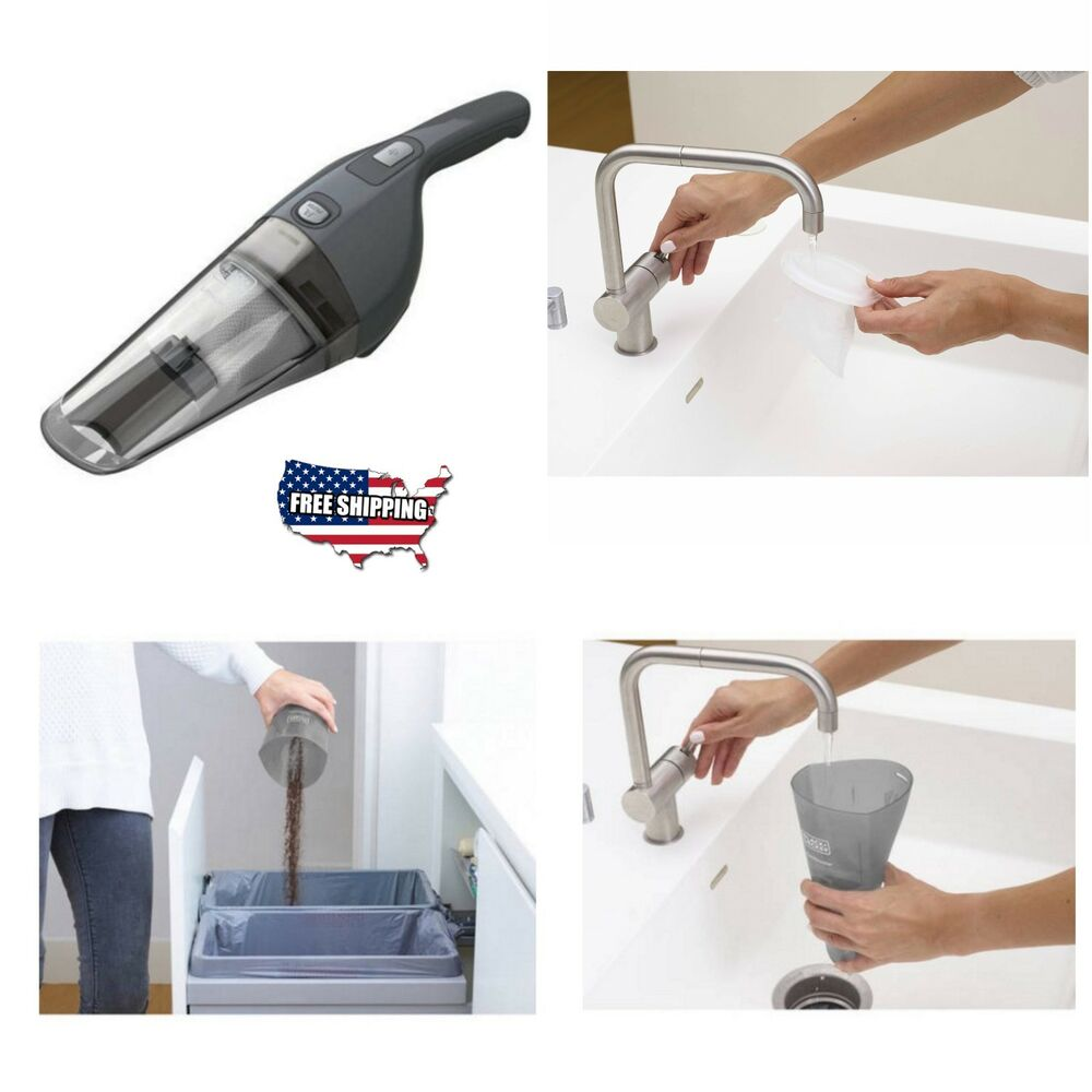 how to clean black and decker hand vacuum filter