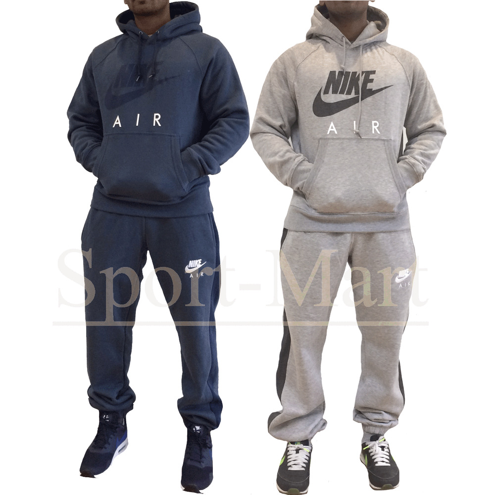 nike air max blue tracksuit
