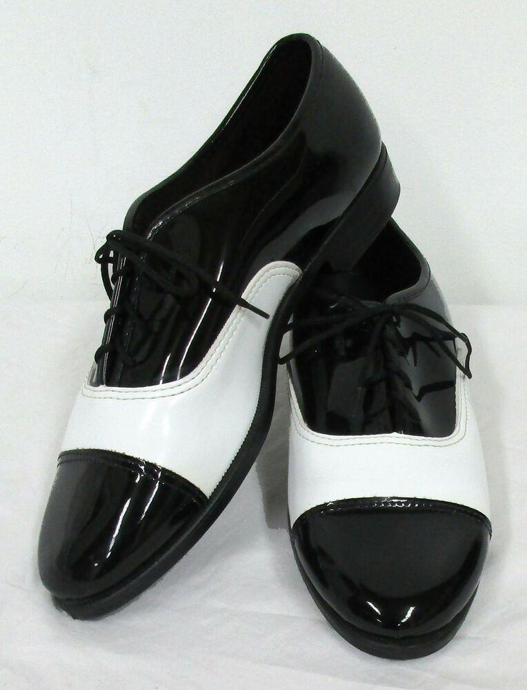 black white formal tuxedo shoes spats wedding prom