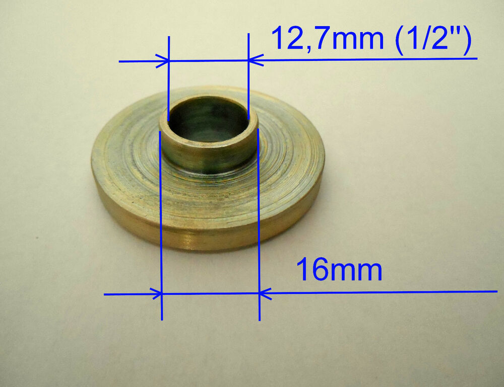 Bench Grinder Adapter 1 2 Quot X 16mm 12 7mm To 16mm For
