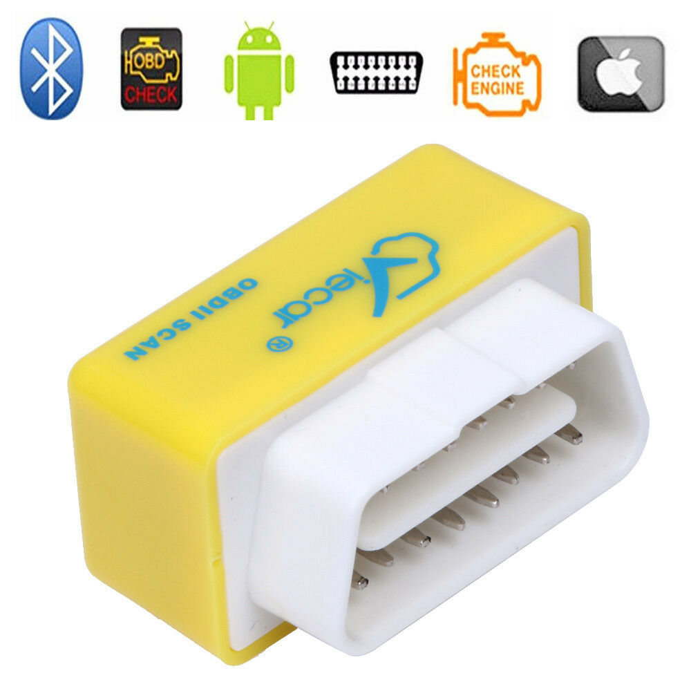 Android Extension For Bluetooth Adapter All Carly Adapters: Super Mini OBD2 OBDII ELM327 V2.1 Android Bluetooth