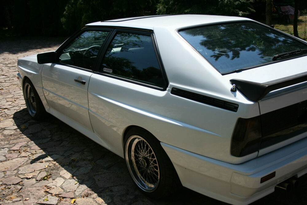 audi urquattro quattro body kit bodykit ebay