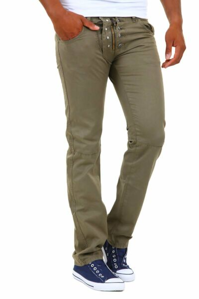 Pantaloni Uomo Jeans ABSOLUT JOY A343 Tg XL