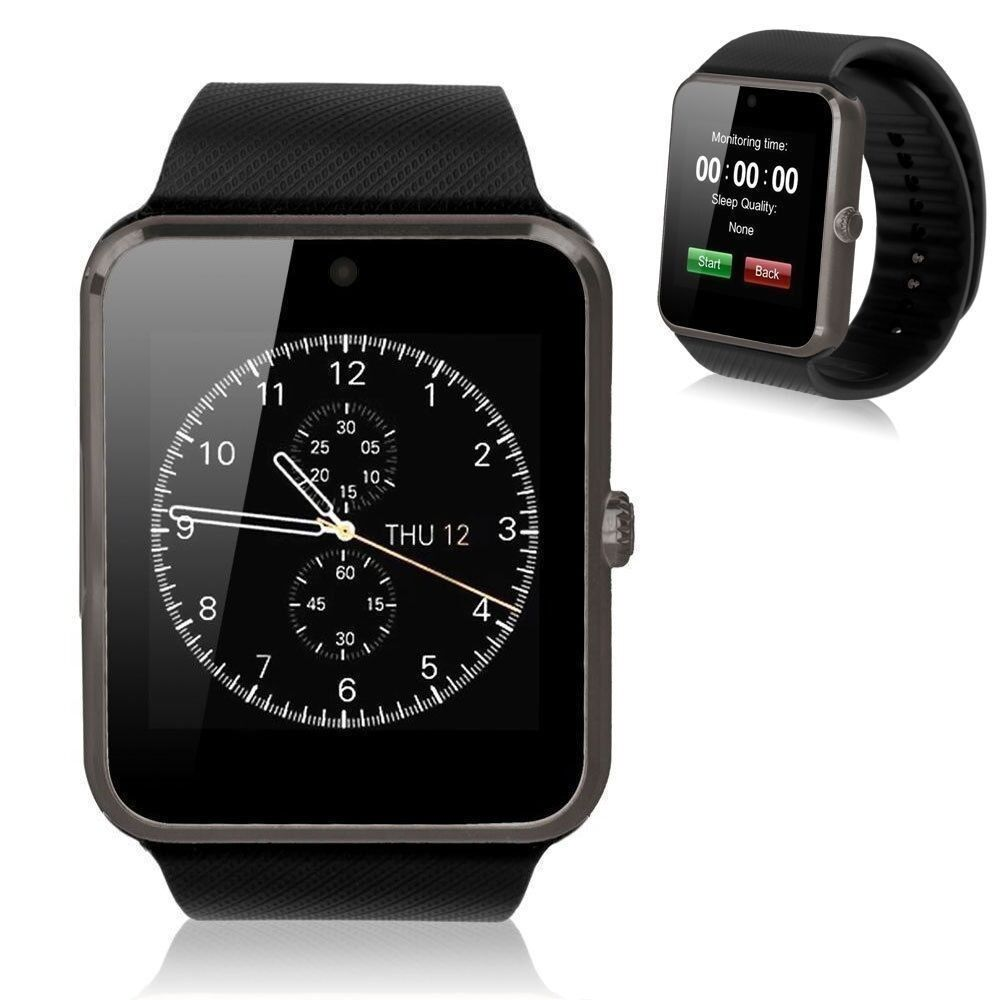Latest Touch Screen Smart Watch With Camera For Samsung