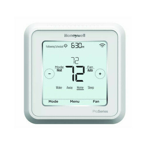 Honeywell TH6220WF2006 T6 Pro WiFi Programmable Thermostat ...