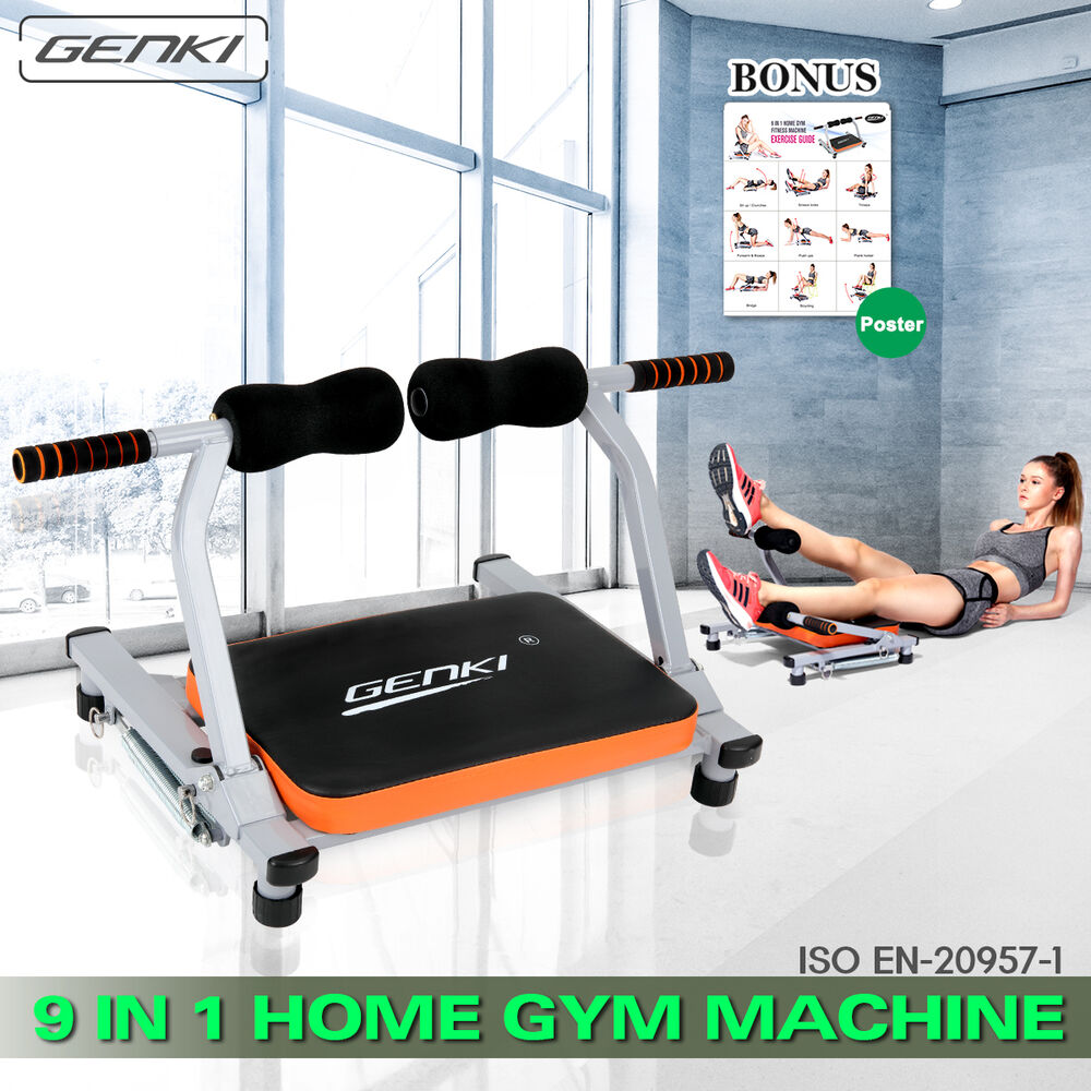 In wonder smart exercise trainer ab workout fitness home