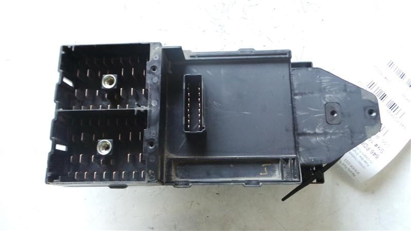 fuse box on 1999 ford f 150    1999       ford    f150 in cab    fuse       box    part number xl34 14a067 bb     1999       ford    f150 in cab    fuse       box    part number xl34 14a067 bb