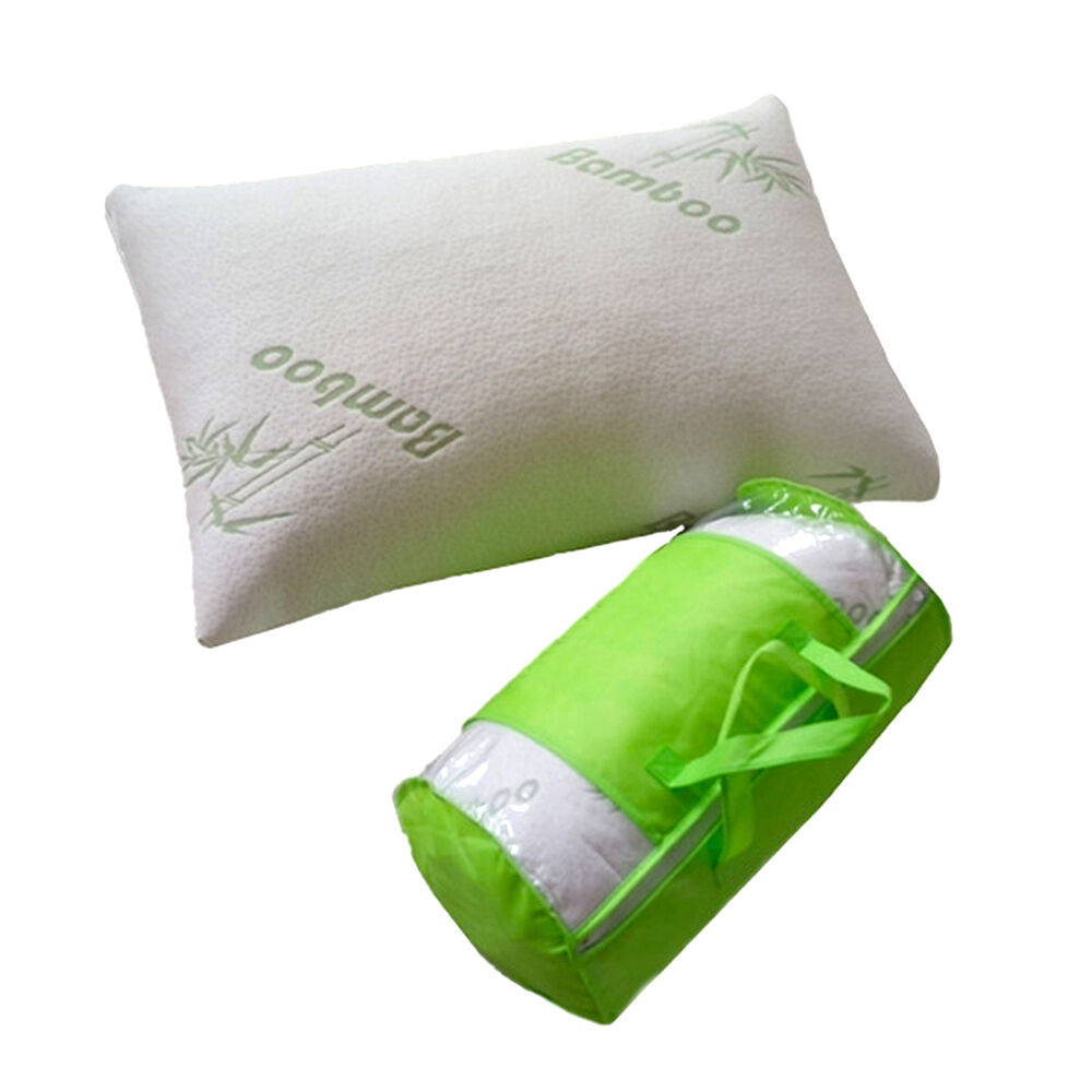 Premium king hotel bamboo comfort pillow hypoallergenic for Comfort inn suites pillows