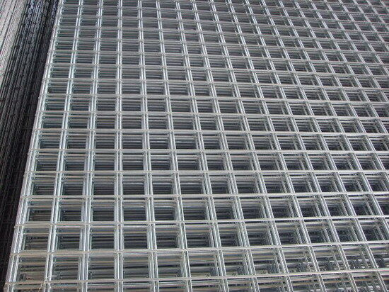 Hot Dip Galvanized Welded Wire Mesh Sheet Weld Building