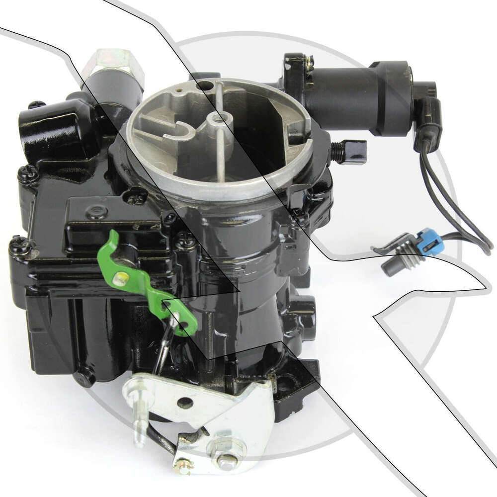 4 3l Mercruiser Tks Carburetor 3310