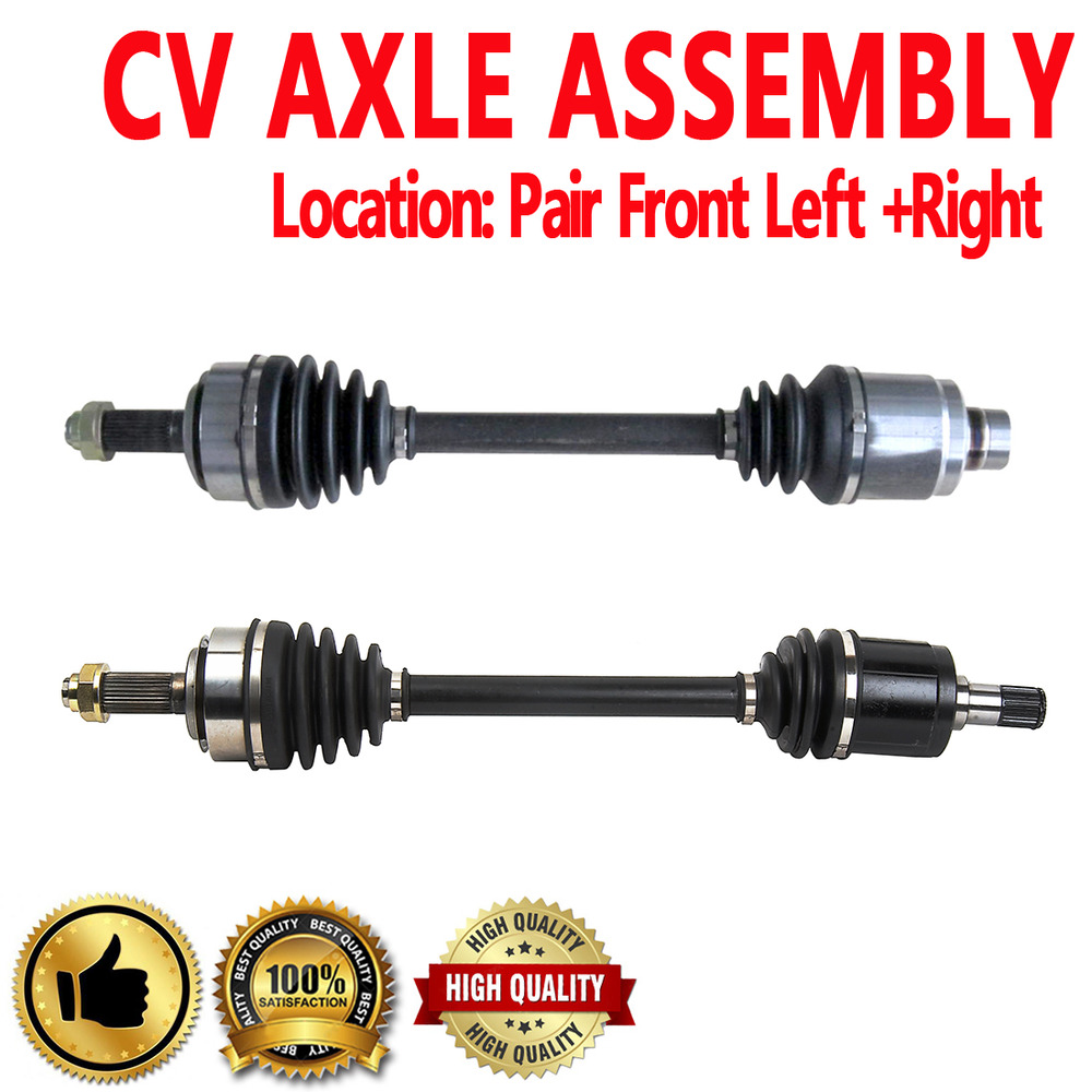 Pair Front CV Axle Drive Shaft for ACURA TL 04-06 Standard Transmission    eBay