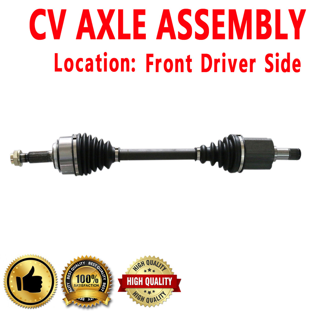 Front Driver Side CV Axle Shaft For ACURA TL 2007 07-08 2008 V6 3.2L 3210cc  | eBay