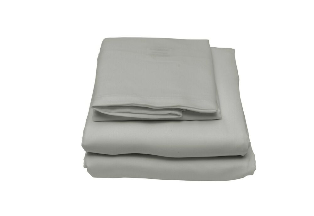 1800 Thread Count Bamboo Feel 4 Piece Bed Sheet Set