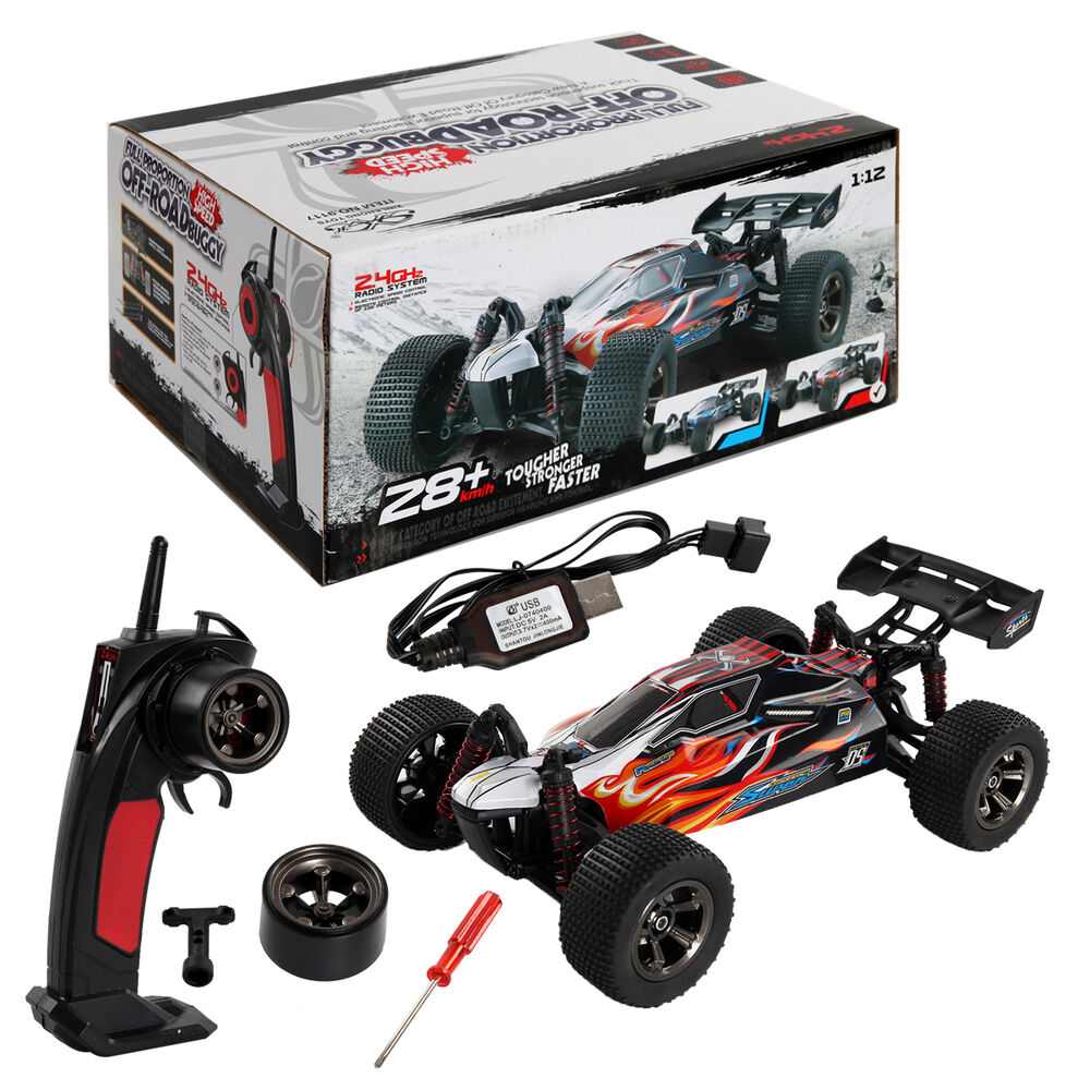 1:12 2.4G High Speed RC Off Road Car Buggy Racing Monster