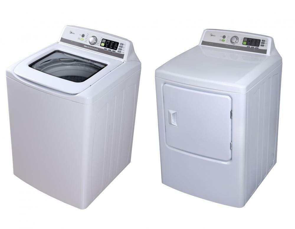 Washing Machines And Dryers ~ Midea washing machine and drying combination