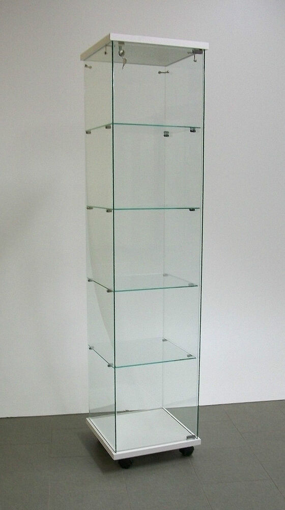 vitrines en verre vitrines pour collectionneurs vitrine en verre vitrines ebay. Black Bedroom Furniture Sets. Home Design Ideas