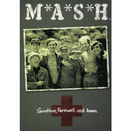 img-M*A*S*H: Goodbye, Farewell, And Amen [3 Discs] (2008, REGION 1 DVD New)