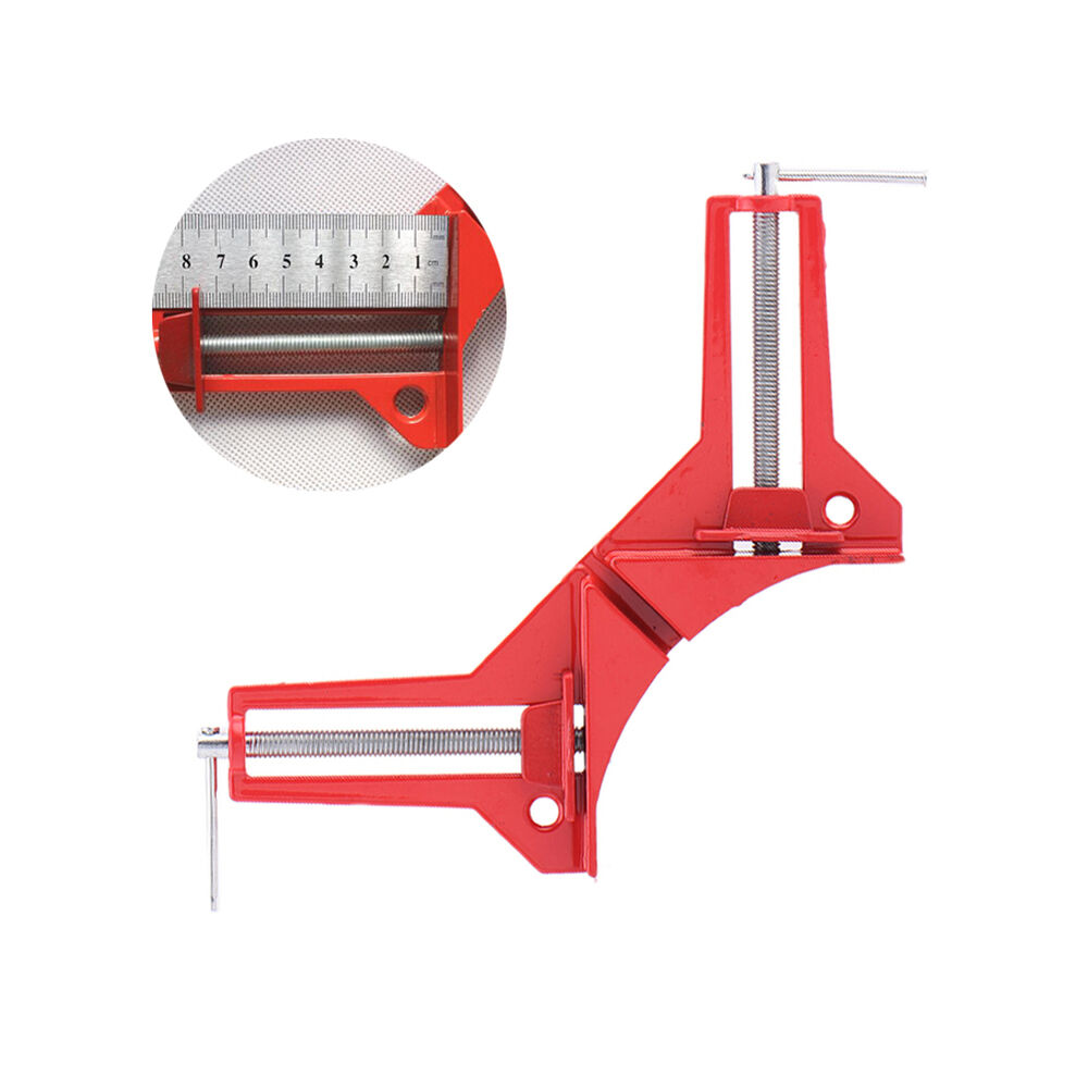 Right Angle Frame : Degree right angle clip picture corner clamp holder