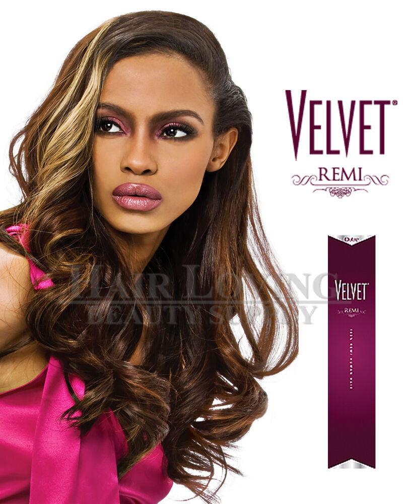 Outre Velvet Yaki Remi 100 Human Hair Straight Weave Extension Yaky 8 Quot To 18 Quot Ebay