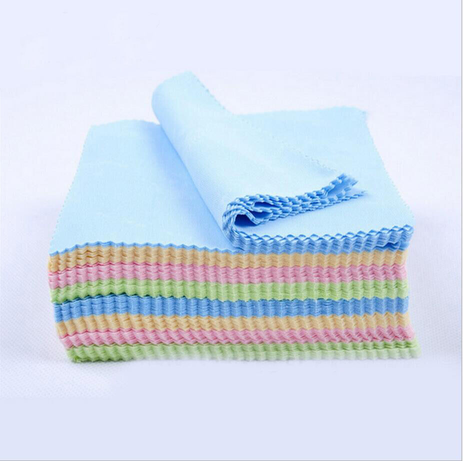 Microfiber Cleaning Cloth For Camera Lens: 10x Microfiber Cleaner Cleaning Cloth For Phone Screen
