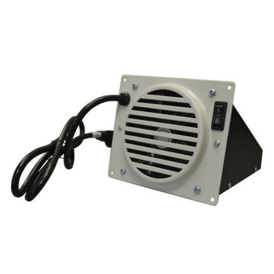 Gas Space Heaters With Blowers : Procom mgb wall heater blower for units over btu
