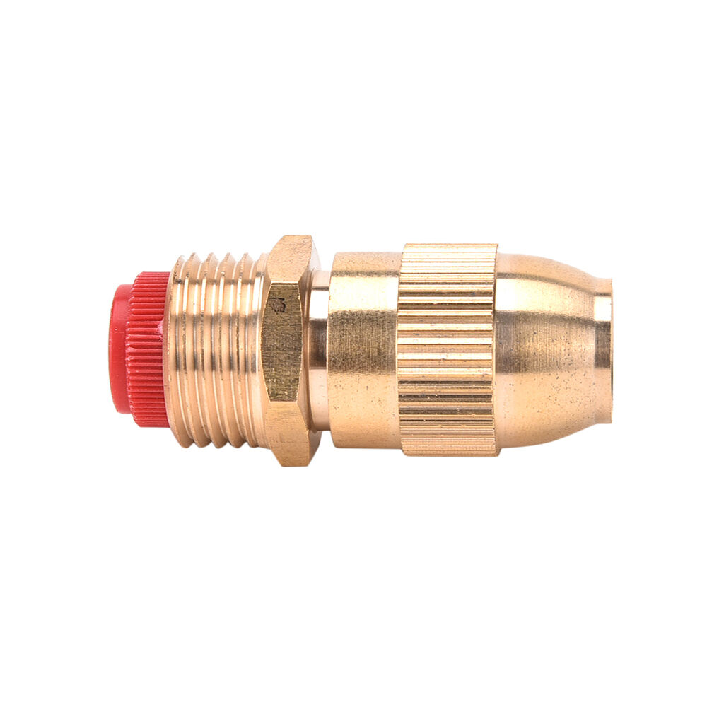 Water Misting Heads : Quot adjustable water flow brass spray misting nozzles