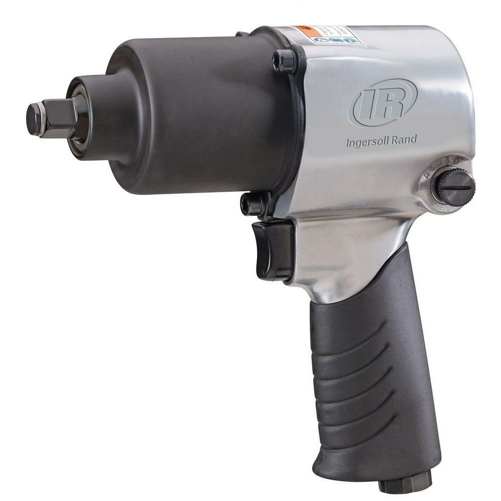 Ingersoll Rand 1 2 Inch Drive Air Compressor Impact Wrench
