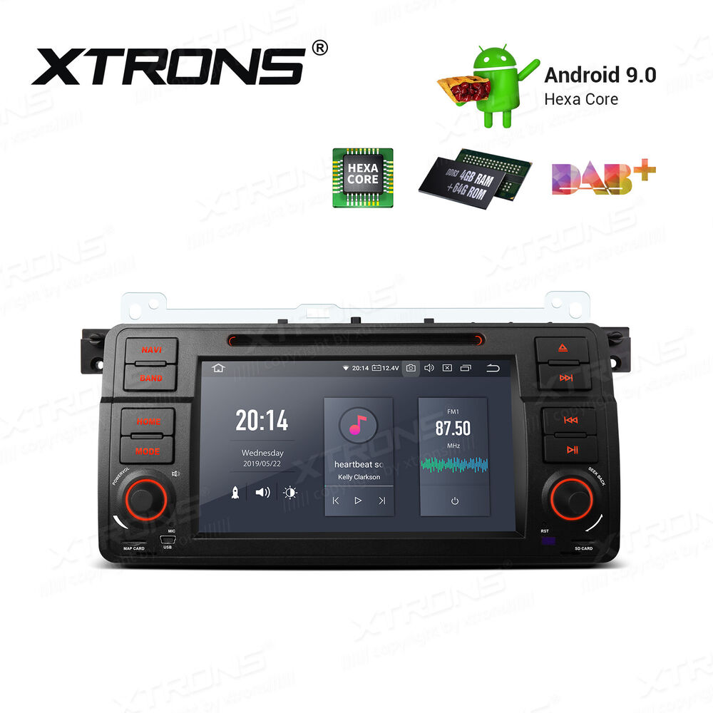 7 hd android 5 1 4core car dvd stereo gps radio for bmw for Ebay motors app for android