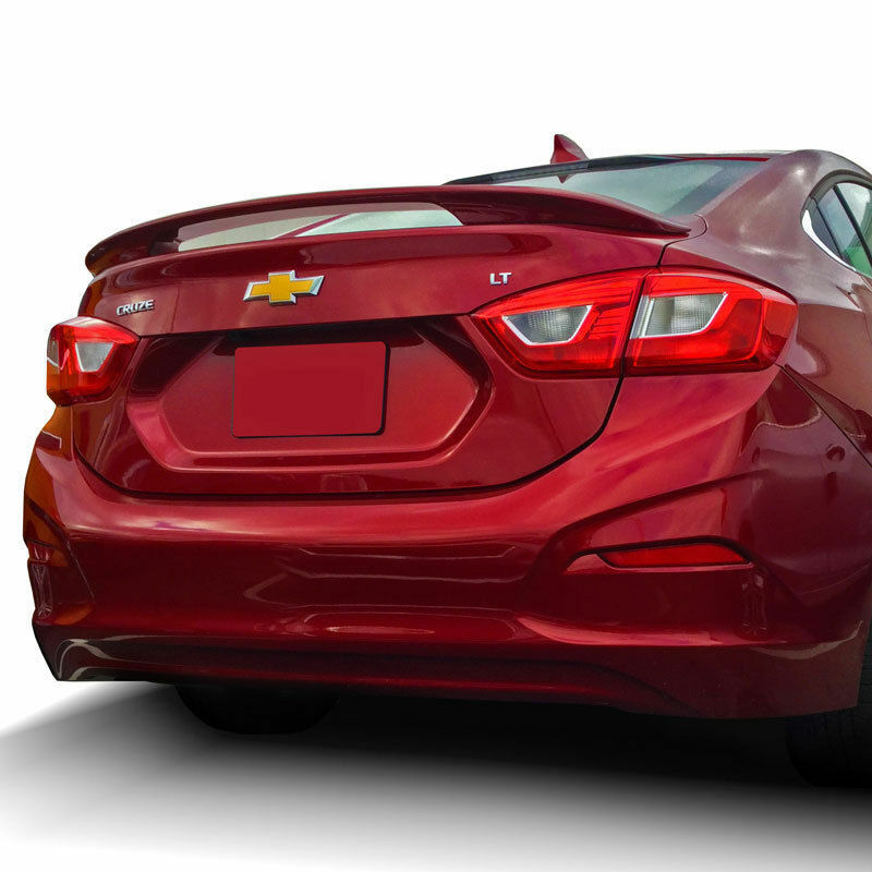 PRE-PAINTED For 2016-2019 CHEVY CRUZE SEDAN 2-POST ABS