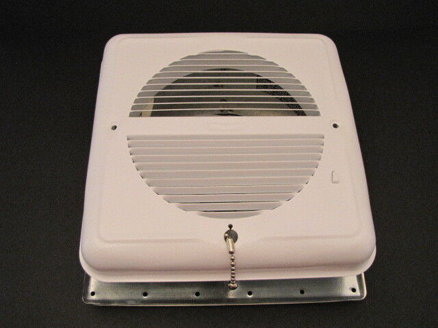 Mobile home parts rv sidewall exhaust fan ventline v2215 11 ebay for How to replace rv bathroom vent cover