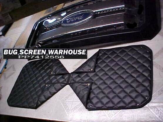 Quilted Winter Front 2011 2016 Ford Super Duty F250 F350